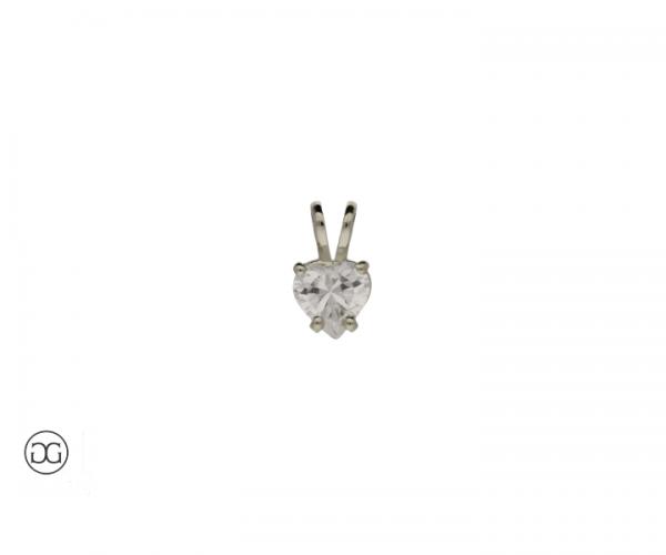 Diamant-Anhänger Leipzig Diamant 0,35ct