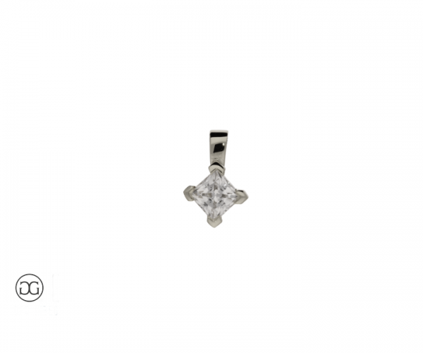 Diamant-Anhänger Berlin Diamant 0,40ct