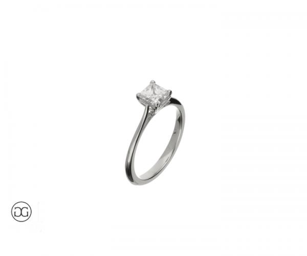 Diamantring Bremen Diamant 0,50ct