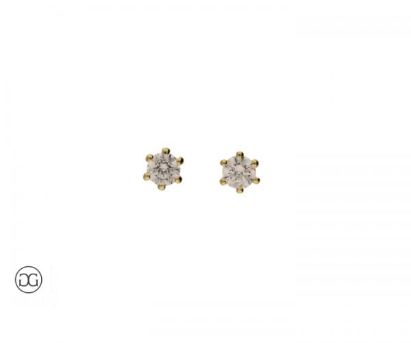 Ohrstecker Brillanten 0,50ct