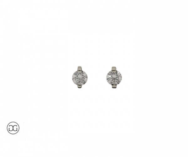 Ohrstecker Brillanten 0,50ct