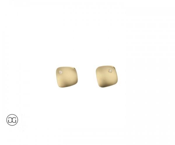 1 Paar Ohrstecker Loh Shu Basic mit Brillanten
