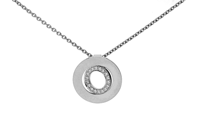 Platin_Collier-Brillant-0-17-ct